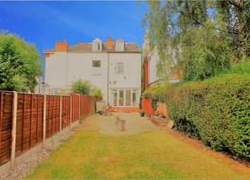 Thumbnail 5 bedroom semi-detached house for sale in Pershore Road, Edgbaston, Birmingham