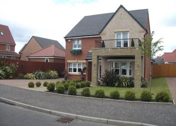 Thumbnail 4 bed detached house for sale in Cairncross Place, Coatbridge