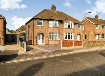 3 bed semi-detached house for sale in Avon Avenue, Hucknall, Nottingham NG15