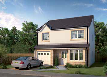 Thumbnail 4 bed detached house for sale in The Newark, Levenbank Drive, Leven, Fife