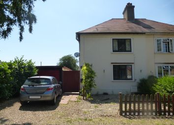 Thumbnail 2 bed semi-detached house to rent in Eastmoor Lane, Doddington, March