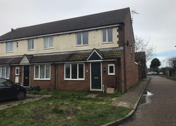 Thumbnail 3 bed end terrace house to rent in Dovetail Drive, Weston-Super-Mare