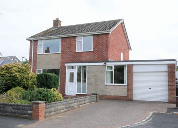Thumbnail 3 bed detached house for sale in Newlands Avenue, Bishop Auckland