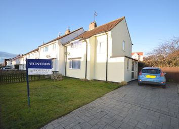 Thumbnail 2 bed end terrace house for sale in Westway, Eastfield, Scarborough