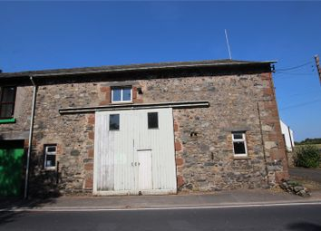 Thumbnail End terrace house for sale in The Old Fire Station, Bootle, Millom, Cumbria