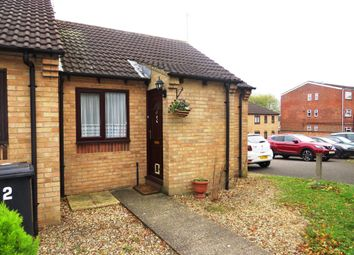 Thumbnail 1 bed terraced bungalow for sale in Stuart Close, Kettering