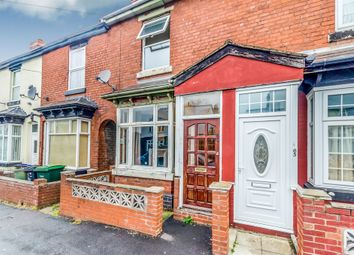 Thumbnail 2 bedroom terraced house for sale in Corporation Street, Wednesbury
