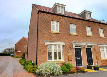 Thumbnail 3 bed semi-detached house for sale in Sedge Road, Rugby