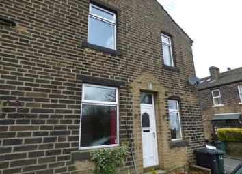 Thumbnail 3 bedroom end terrace house to rent in Church Street, Oxenhope, Keighley