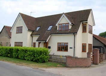Thumbnail 3 bed detached house to rent in Spains Hall Road, Willingale, Ongar