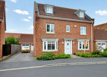 Thumbnail 5 bedroom detached house to rent in The Bales, South Milford, Leeds