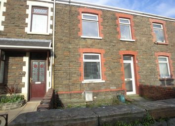 Thumbnail 2 bedroom terraced house for sale in 59 Lone Road, Clydach, Swansea.