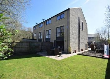 Thumbnail 3 bed town house to rent in Riverside Court, Ripponden, Sowerby Bridge