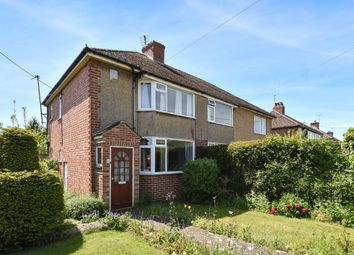 Thumbnail 2 bed semi-detached house for sale in Wootton, Oxfordshire OX13,