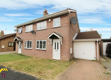 3 bed semi-detached house for sale in Measham Drive, Stainforth, Doncaster DN7