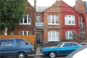 Thumbnail 1 bed flat to rent in Rathcoole Gardens, Crouch End