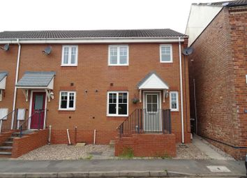 Thumbnail 3 bed end terrace house for sale in Factory Street, Shepshed, Loughborough