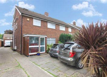 Thumbnail 4 bedroom semi-detached house for sale in Keats Way, West Drayton