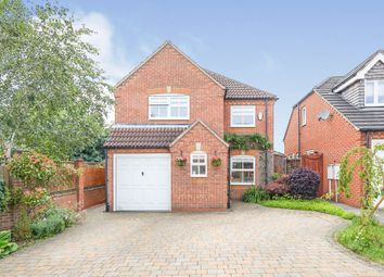 Thumbnail 3 bed detached house for sale in Skinners Way, Midway, Swadlincote