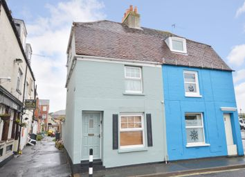 Thumbnail 2 bed semi-detached house for sale in Castle Street, East Cowes