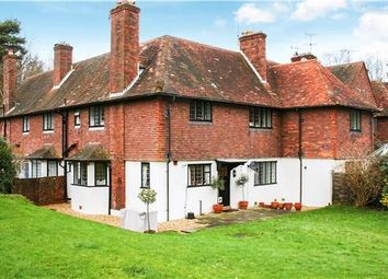 Thumbnail 3 bed terraced house to rent in Lake Cottages, Witley Park, Thursley, Godalming, Surrey