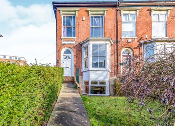 Thumbnail 4 bed end terrace house for sale in St. Georges Place, Northampton