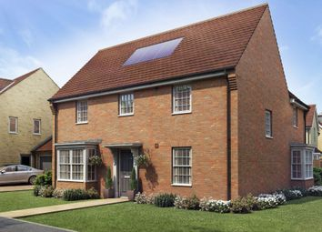 "Thumbnail 4 bed detached house for sale in ""Carsington"" at Butts Lane, Stanford-Le-Hope"