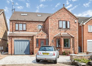 Thumbnail 7 bed detached house for sale in Brooklands, Hull, East Yorkshire