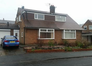 Thumbnail 3 bedroom property to rent in Dobson Road, Heaton, Bolton