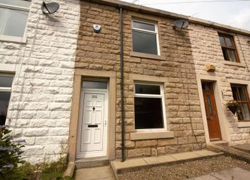 Thumbnail 2 bed terraced house to rent in Bolton Road West, Ramsbottom, Bury