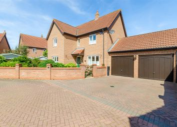 Thumbnail 5 bed detached house for sale in Blackberry Close, Dereham