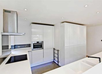 Thumbnail 3 bed flat to rent in Watermans Quay, William Morris Way, Fulham