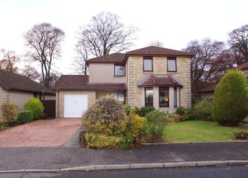 Thumbnail 3 bed detached house for sale in Lundin View, Leven