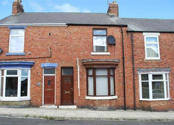Thumbnail 2 bedroom terraced house to rent in Regent Street, Shildon