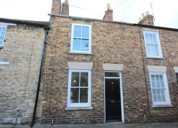 Thumbnail 2 bed terraced house to rent in Church Lane, Stamford