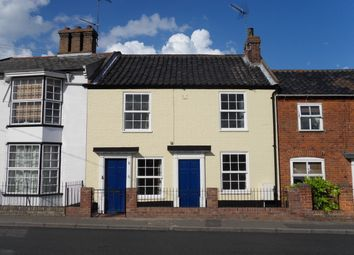 Thumbnail 3 bedroom terraced house to rent in St. Johns Road, Bungay