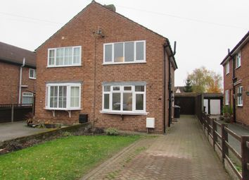 Thumbnail 2 bed semi-detached house to rent in Peel Close, Drayton Bassett, Tamworth, Staffordshire