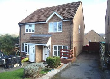 Thumbnail 2 bedroom semi-detached house for sale in Sutton Close, Dursley