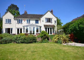Thumbnail 4 bed detached house for sale in Echo Barn Lane, Wrecclesham, Farnham