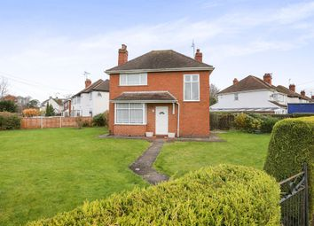 Thumbnail 3 bed detached house for sale in Sion Avenue, Kidderminster
