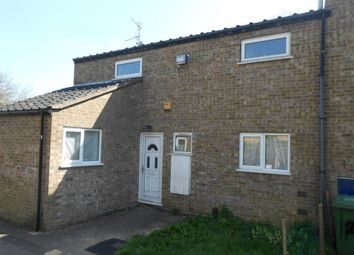 Thumbnail 1 bedroom terraced house to rent in Brynmore, Bretton, Peterborough