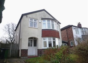 Thumbnail 3 bedroom detached house to rent in Waterloo Road, Bramhall, Stockport