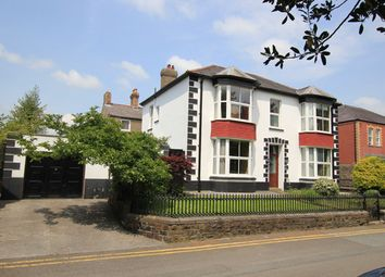 Thumbnail 5 bed semi-detached house for sale in The Parade, Carmarthen, Carmarthenshire