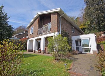 Thumbnail 4 bed detached house for sale in Hyde Tynings Close, Eastbourne