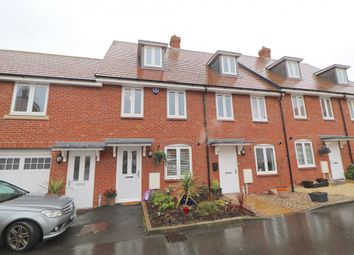 Thumbnail 3 bed terraced house for sale in Hedley Way, Hailsham
