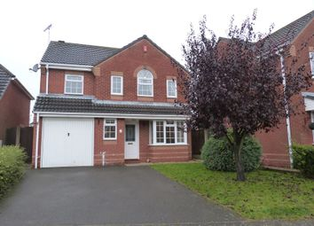 Thumbnail 4 bed property to rent in De Ruthyn Close, Moira, Swadlincote