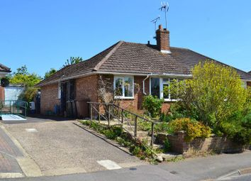 Thumbnail 2 bed semi-detached bungalow for sale in Bybrook Road, Kennington, Ashford