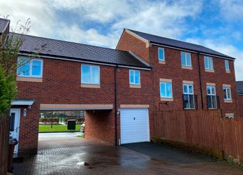Thumbnail 1 bed flat to rent in Capercaillie Drive, Cannock