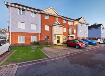 Thumbnail 2 bed flat for sale in Coleridge Drive, Ruislip