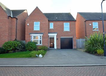Thumbnail 4 bed detached house for sale in Smithhill Place, Coton Park, Rugby